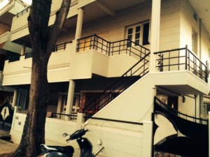 My apt in Mysore-2nd floor